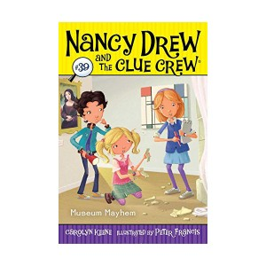 Nancy Drew and the Clue Crew #39 : Museum Mayhem (Paperback)