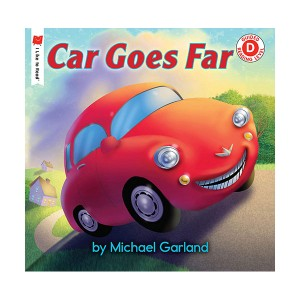 I Like to Read Level D : Car Goes Far (Paperback)