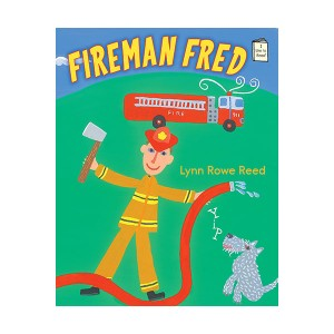I Like to Read Level D : Fireman Fred (Paperback)