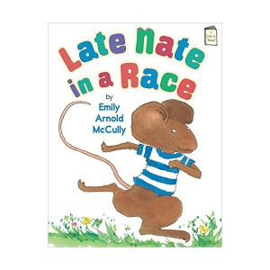 Like to Read Level D : Late Nate in a Race (Paperback)