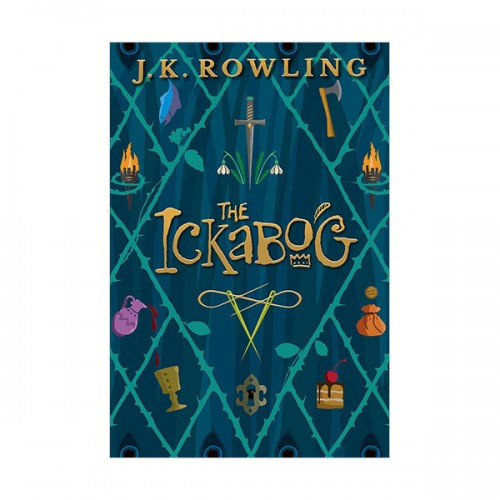 J. K. 롤링 : The Ickabog (Hardcover, 미국판)