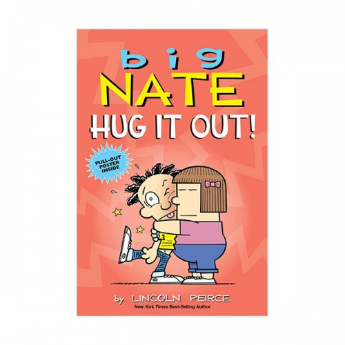 Big Nate #21 : Hug It Out! : Color Edition (Paperback)