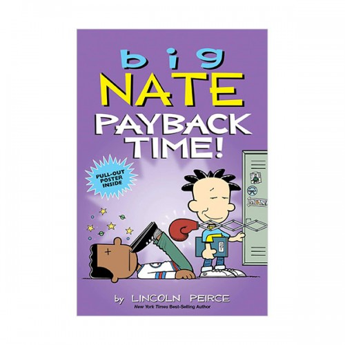 Big Nate #20 : Payback Time! : Color Edition (Paperback)