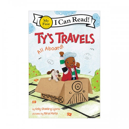 I Can Read My First : Ty's Travels : All Aboard! (Paperback)