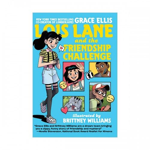 Lois Lane and the Friendship Challenge #02 (Paperback)