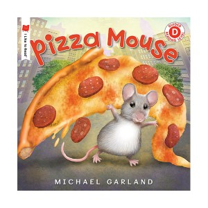 I Like to Read Level D : Pizza Mouse (Paperback)