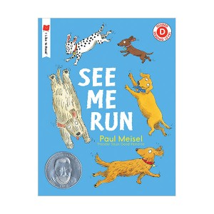 I Like to Read Level D : See Me Run (Paperback)