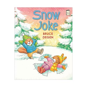 I Like to Read Level D : Snow Joke (Paperback)