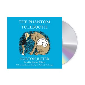 The Phantom Tollbooth (Audio CD, Unabridged)(도서별도구매)