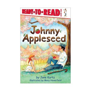 Ready to Read 1 : Johnny Appleseed (Paperback)