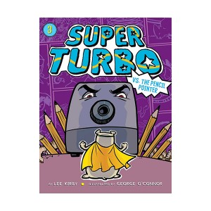 Super Turbo #03 : vs. the Pencil Pointer (Paperback)
