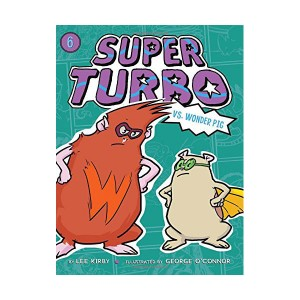 Super Turbo #06 : vs. Wonder Pig (Paperback)