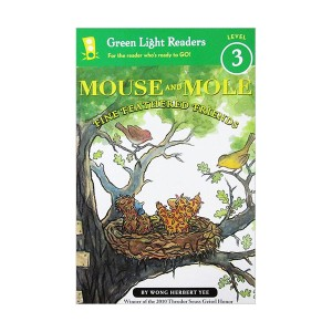 Green Light Readers 3 : Mouse and Mole : Fine Feathered Friends (Paperback)
