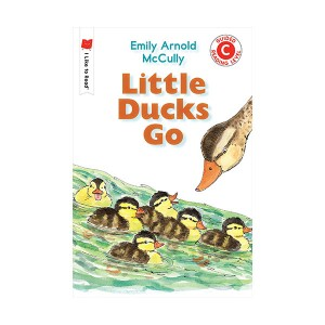 I Like to Read Level C : Little Ducks Go (Paperback)
