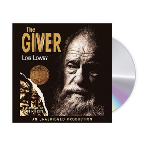 The Giver (Audio CD, Unabridged)(도서별도구매)