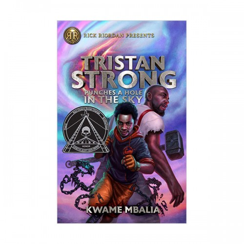 Tristan Strong Novel #01 : Tristan Strong Punches a Hole in the Sky (Paperback)