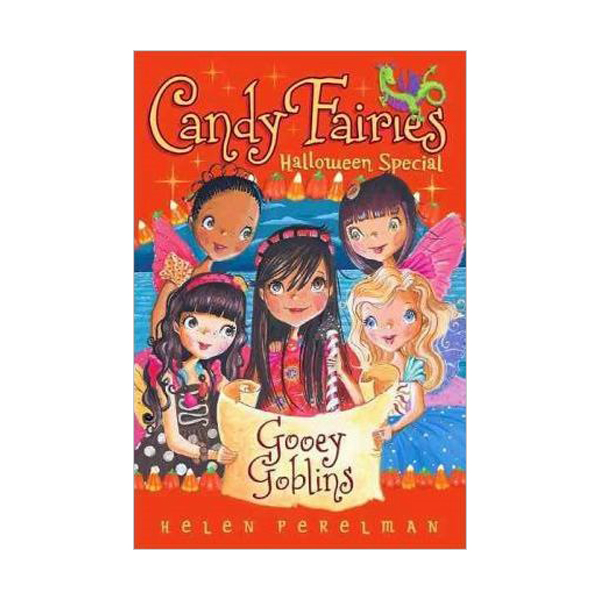 Candy Fairies : Halloween Special : Halloween Special (Paperback)
