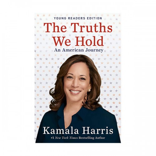 카말라 해리스 : The Truths We Hold : An American Journey (Paperback)