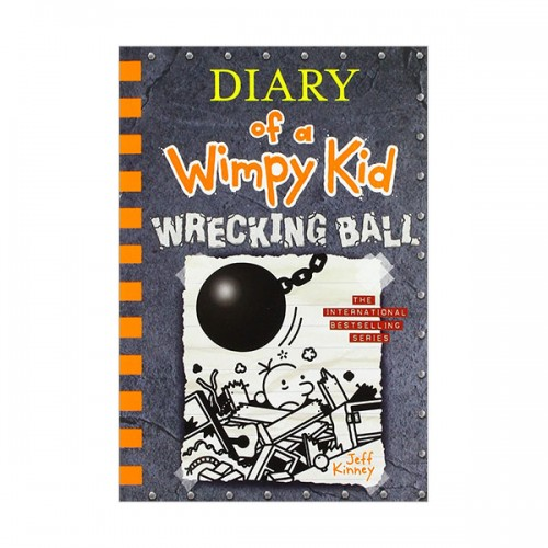Diary of a Wimpy Kid #14 : Wrecking Ball (Paperback, 미국판)