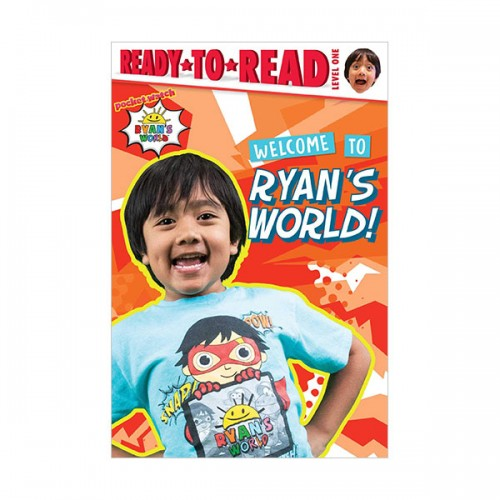 Ready to Read 1 : Welcome to Ryan's World! (Paperback)