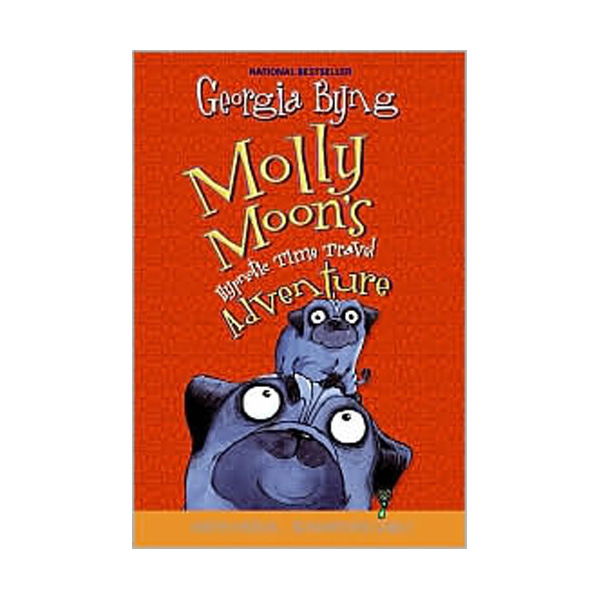 Molly Moon #03 : Molly Moon's Hypnotic Time Travel Adventure (Paperback)