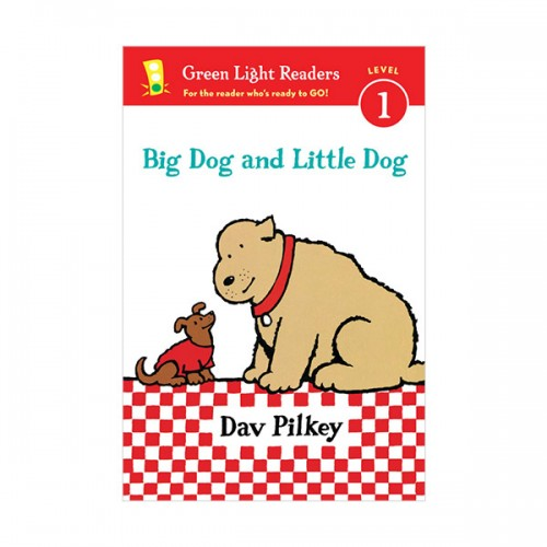 Green Light Readers Level 1 : Big Dog and Little Dog (Paperback)