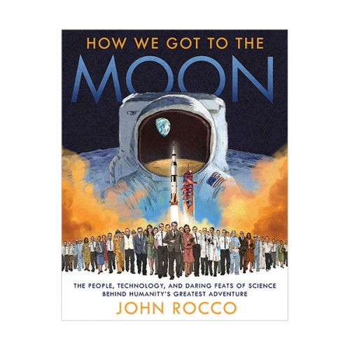 How We Got to the Moon (Hardcover)