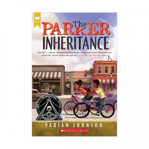 Scholastic Gold : The Parker Inheritance (Paperback)