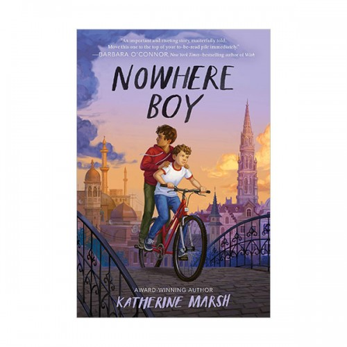 Nowhere Boy (Paperback)