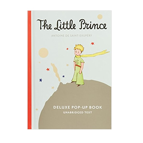 [북유럽 05회] The Little Prince Deluxe Pop-Up Book with Audio (Hardcover&음원)