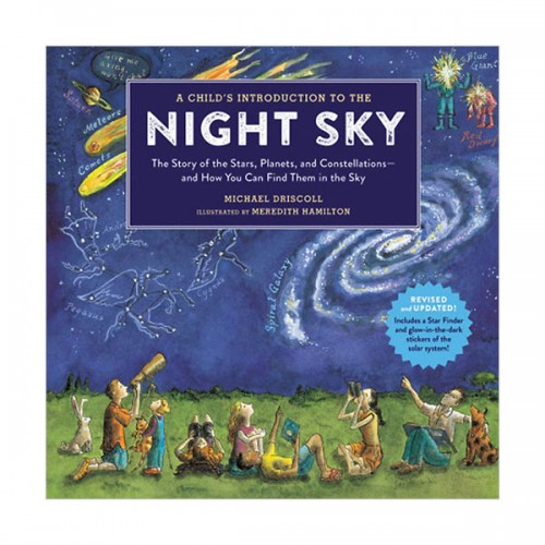A Child's Introduction to the Night Sky (Hardcover)