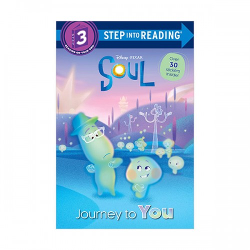 Step Into Reading 3 : Disney/Pixar Soul : Journey to You (Paperback)