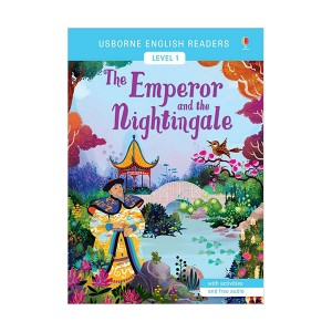 Usborne English Readers Level 1 : The Emperor and the Nightingale (Paperback, 영국판)