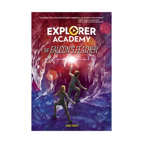 Explorer Academy #02 : The Falcon's Feather (Paperback)