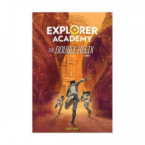 Explorer Academy #03 : The Double Helix (Paperback)