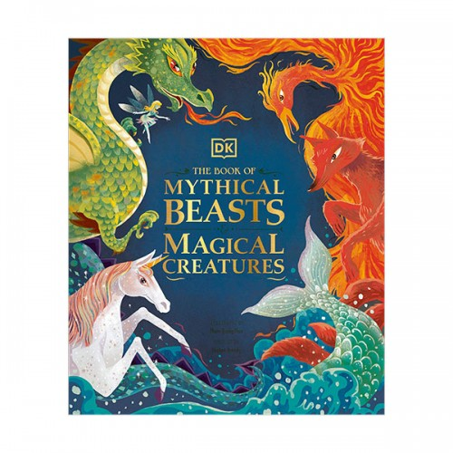 The Book of Mythical Beasts and Magical Creatures (Hardcover)
