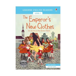 Usborne English Readers Level 1 : The Emperor's New Clothes (Paperback, 영국판)