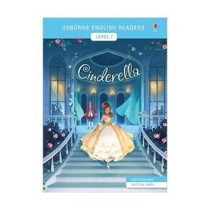 Usborne English Readers Level 1 : Cinderella (Paperback, 영국판)