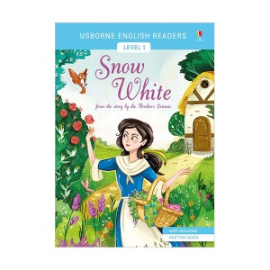 Usborne English Readers Level 1 : Snow White (Paperback, 영국판)