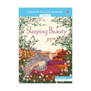 Usborne English Readers Level 1 : Sleeping Beauty (Paperback, 영국판)