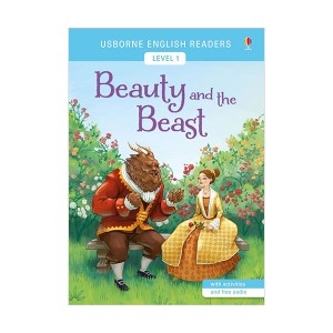 Usborne English Readers Level 1 : Beauty and the Beast (Paperback, 영국판)