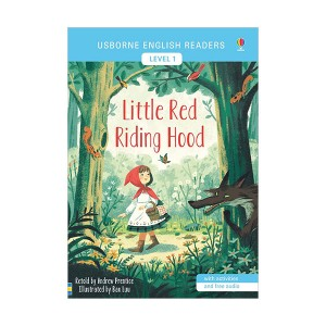 Usborne English Readers Level 1 : Little Red Riding Hood (Paperback, 영국판)