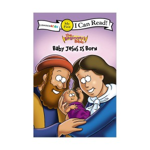 My First I Can Read : The Beginner's Bible : Baby Jesus Is Born (Paperback)