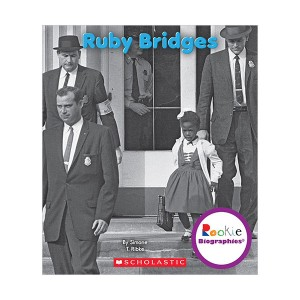 [스콜라스틱] Rookie Biographies : Ruby Bridges : 루비 브리지스 (Paperback)