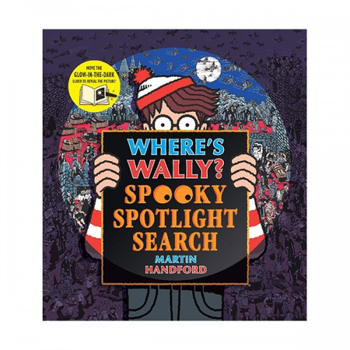 Where's Wally? Spooky Spotlight Search (Hardcover, 영국판)