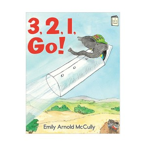 I Like to Read Level G : 3, 2, 1, Go! (Paperback)