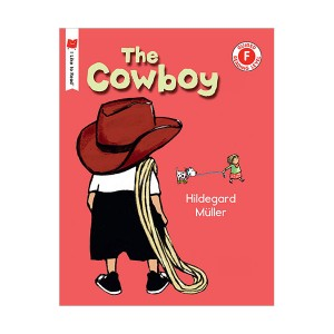 I Like to Read Level F : The Cowboy (Paperback)