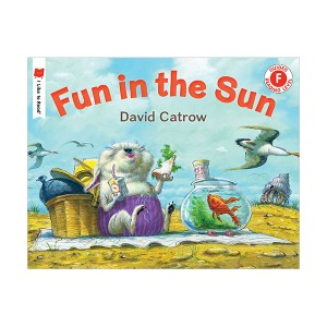 I Like to Read Level F : Fun in the Sun (Paperback)