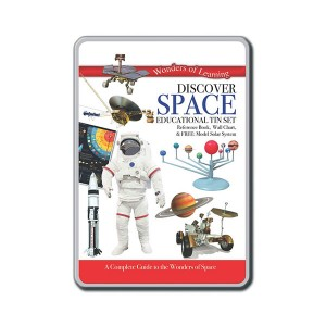 Wonders of Learning : Discover Space (Educational Tin Set, 영국판)