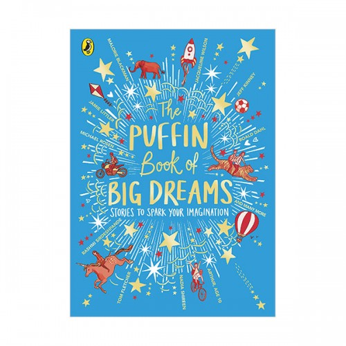 The Puffin Book of Big Dreams (Hardcover, 영국판)